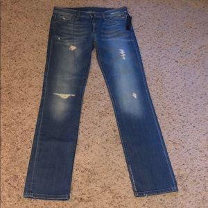 New Joe's Socialite Classic Fit distressed jeans